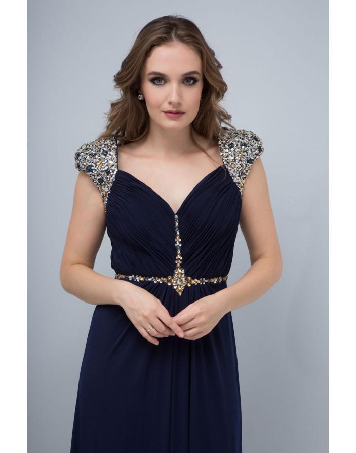 Платье 00911