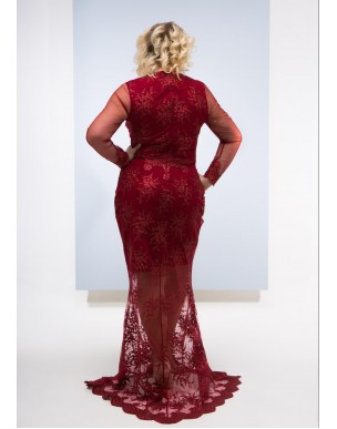 Платье Флорес XL