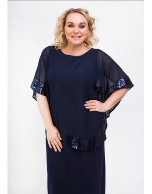Платье Феличи maxi XL
