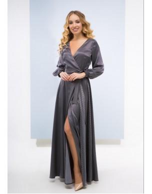 Платье Санрини (Р) горох