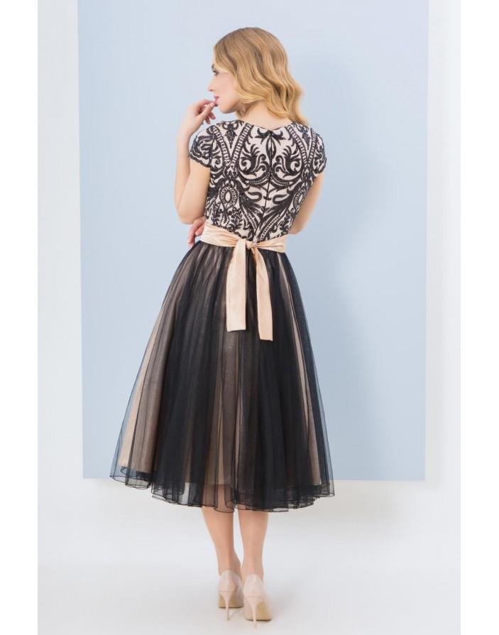 Платье Царина midi
