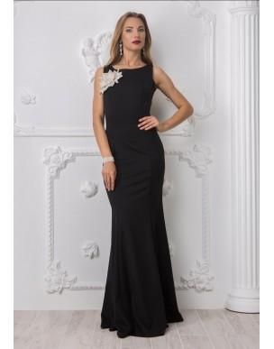 Платье Руана 02 (серебро)
