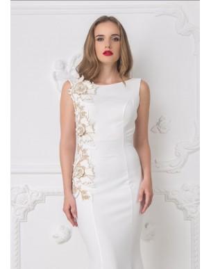 Платье Руана 01 (золото)