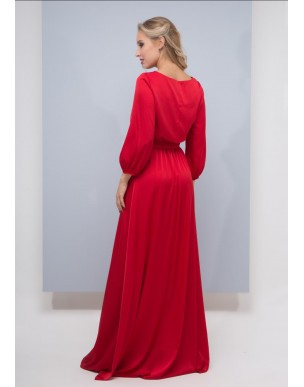Платье Млада (шелк)